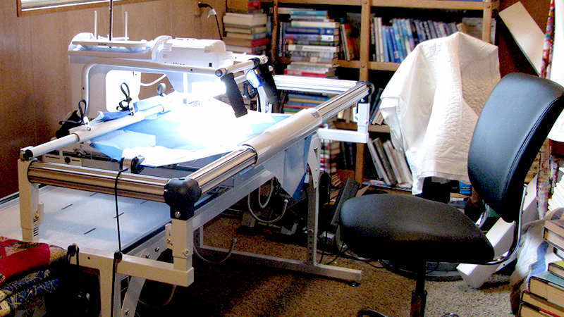 My New Sewing BFF – My DFF
