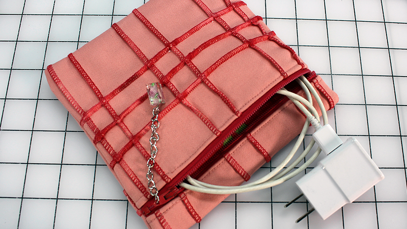 VIDEO: Pintucking Pt. 1 Embellishing Fabric with a Serger
