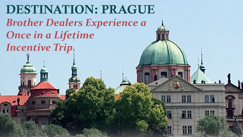 Dealers Experience a Once in a Lifetime Incentive Trip