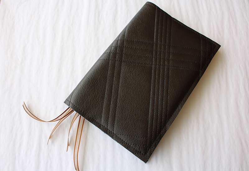 Faux Leather as a Book Cover