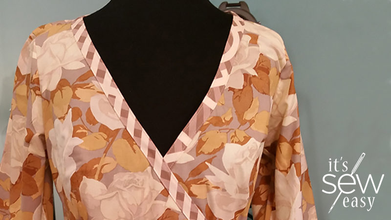Set-In Sleeves with Kay Whitt on It's Sew Easy TV
