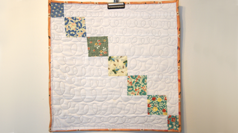 Pay It Forward Mini Quilt