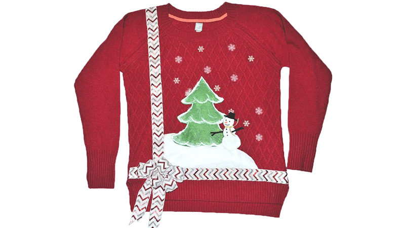 Make Your Own Ugly Holiday Sweater