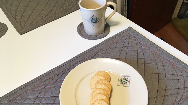 Beautiful Table Settings with PatternCAD™