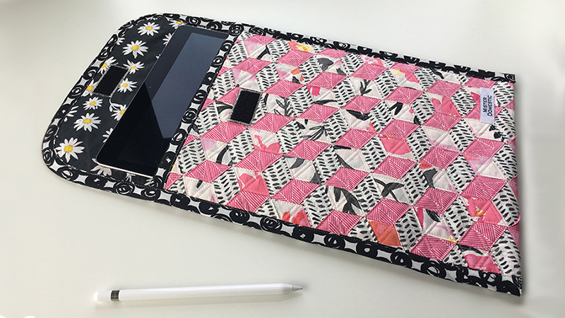 Woven ProTECHtor Case – Quilting a Weave
