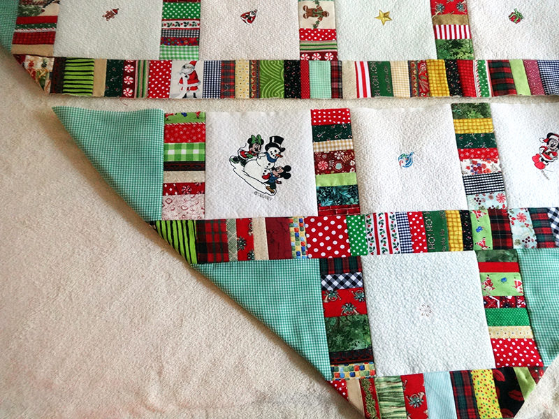 Border 12 rows to be joined