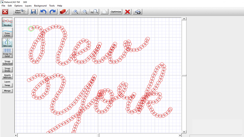 The Write Stuff: Turn Handwriting into Stitches