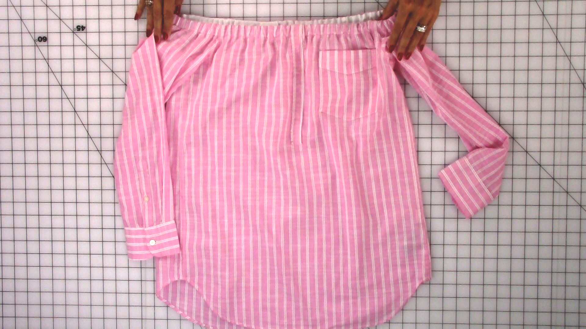Strapless top - complete 100-2