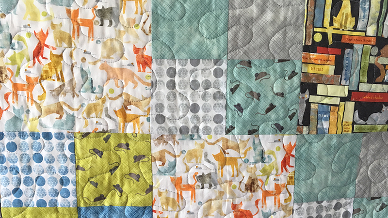 Big Bold Quilt: Conquering Large Format Quilts