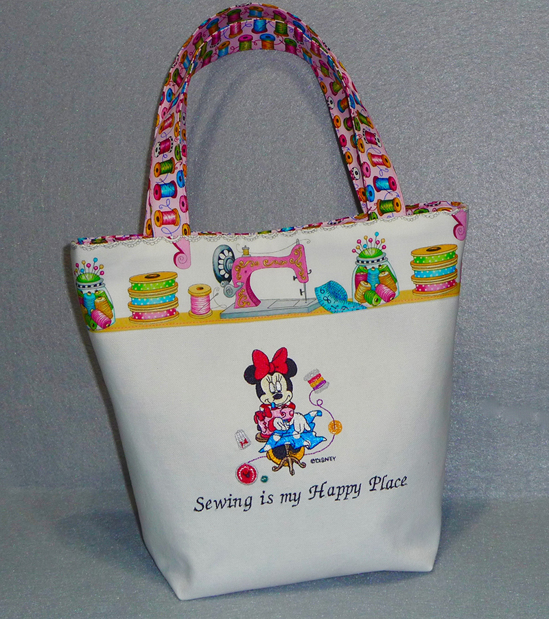 Minnie Mouse Tote