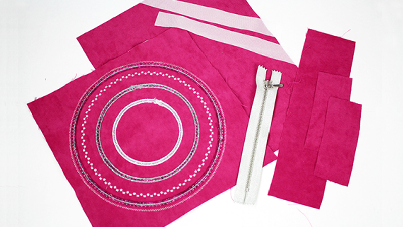 Create a Fun Circular Bag