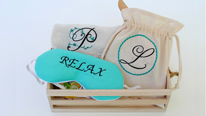 Part 1: DIY Spa Gift Collection