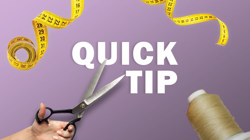 July Quick Tip