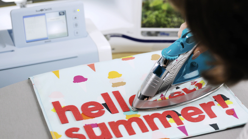 Sews & Crafts Crossover: Hello Summer! Banner