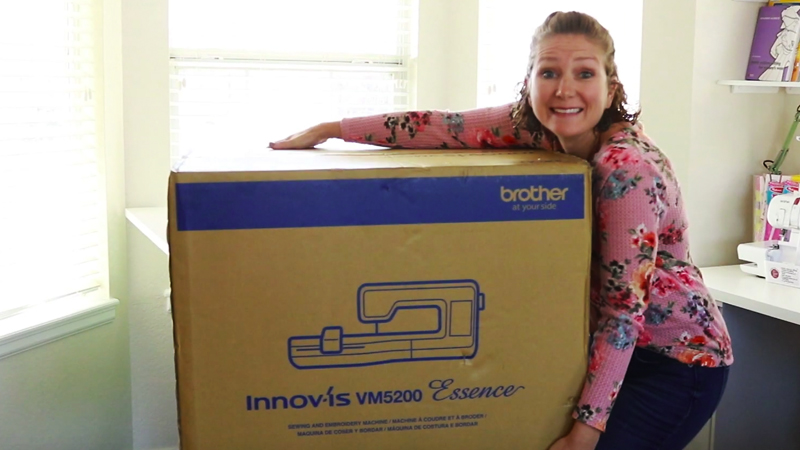 Video: Unboxing the Essence VM5200 with Emily Thompson