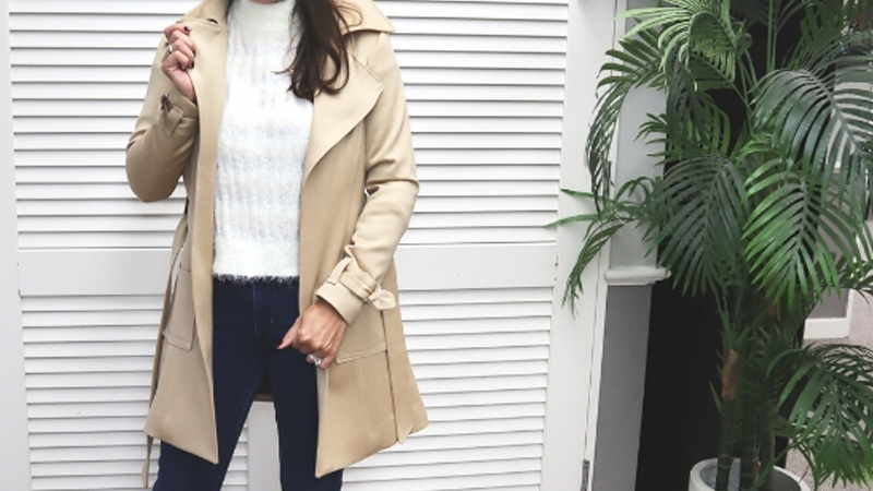 Angela Wolf Sew-A-Long: Chic Cashmere Trench Coat Part 3