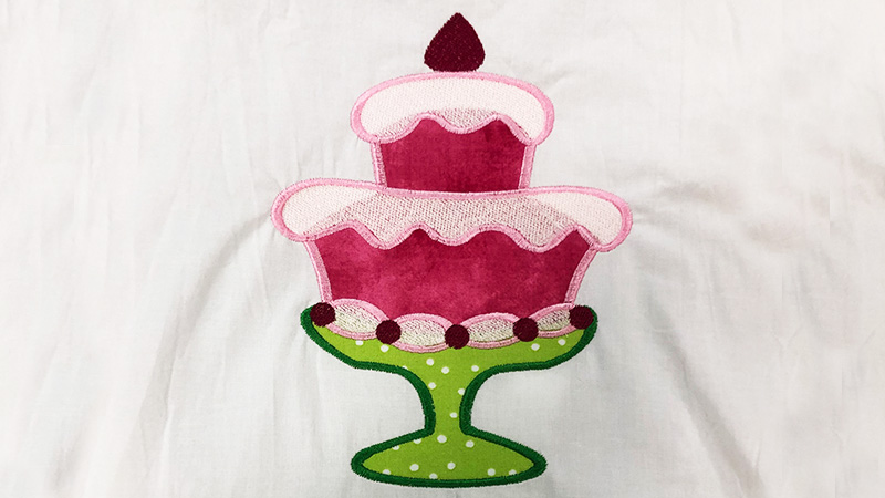 Create Your Own Pillow Appliqué