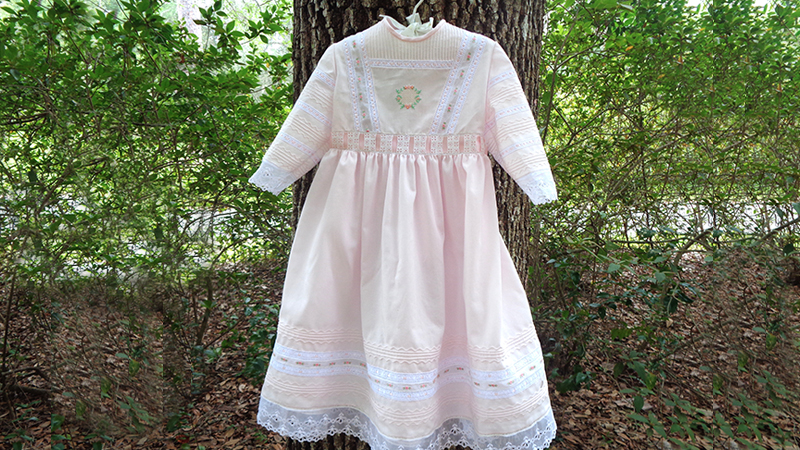 Little Princess Special Occasion Dress Part 1