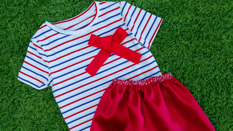 Fourth of July Kids Outfit