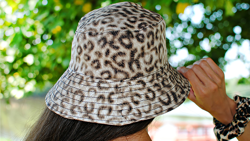 Make Your Own Bucket Hat!