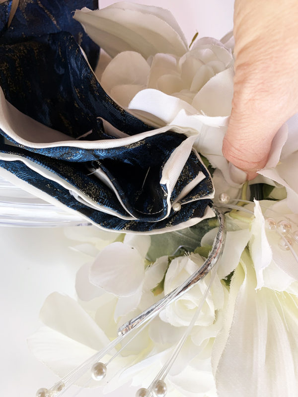 Pin Into Bouquet