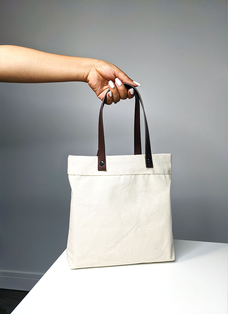 Finished Tote Bag