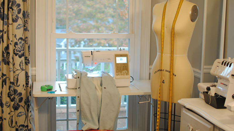 National Sewing Month: Tips and Ideas