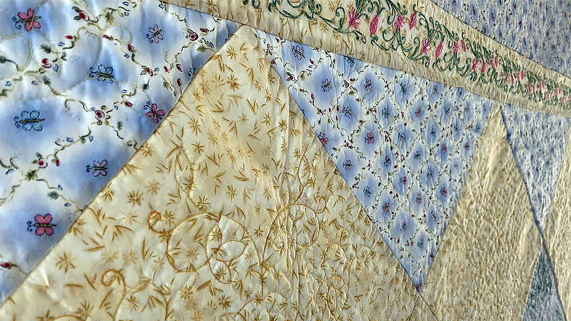 Quiltbroidery Tips & Tricks, Part 2
